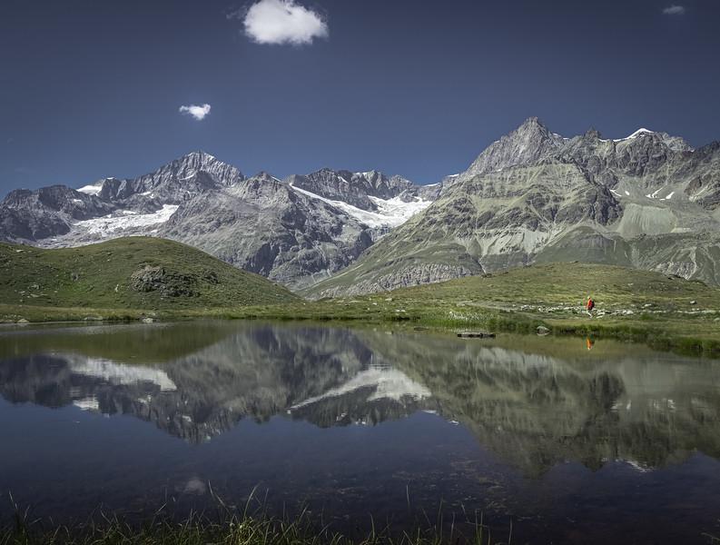 Alpine reflections! - Schwarzsee, Switzerland