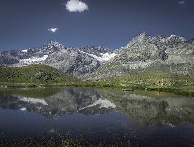 Alpine reflections! - Schwarzsee, Switzerland