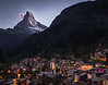 Twilight Glow! - Zermatt, Switzerland