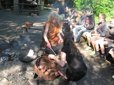2-daagse in de prehistorie
