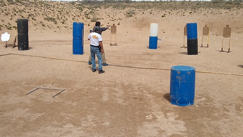 daf stage 3 uspsa 4/20 horrible run
