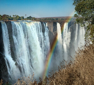 "Victoria Falls ""The Smoke that Thunders"""