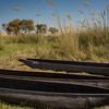 Okavango Delta Camping- Only inland delta - disappears into desert.