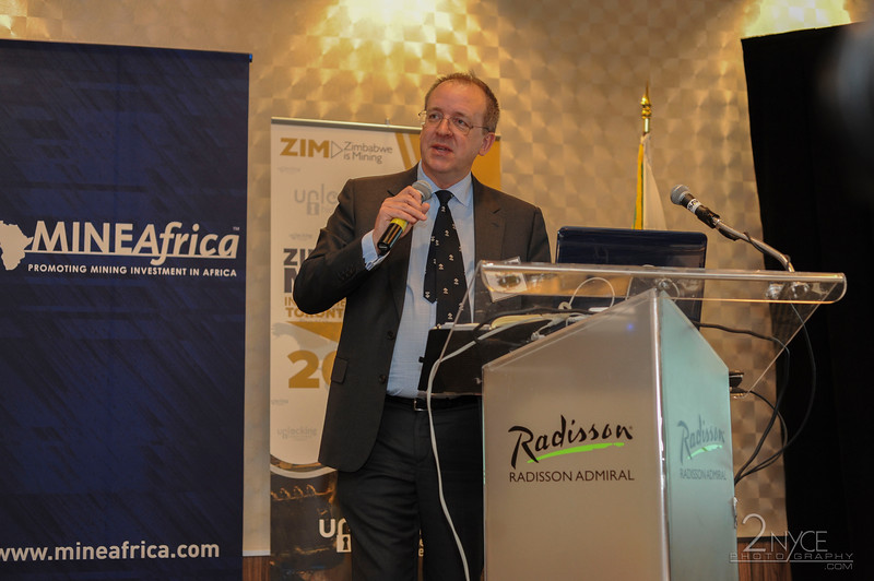 Andrew Cheatle, Senior Vice President, Africa, Forbes & Manhattan Resources