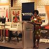 Opening remarks from Zimbabwe's Ambassador to Canada H.E. Florence Chideya