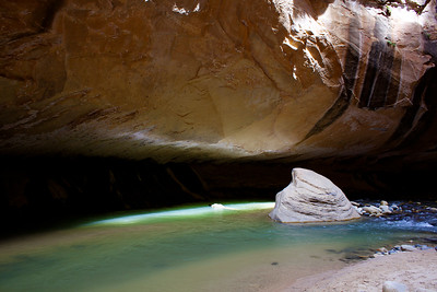 The Narrows, Zion NP