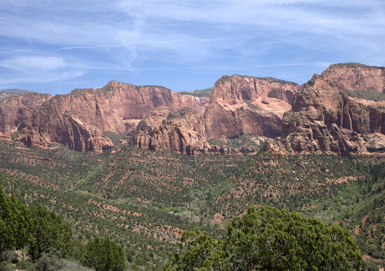 Kolob Canyons, , Zion NP