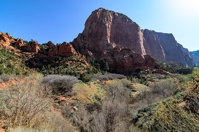 Zion National Park - Kolob Canyons