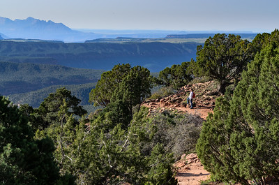 Zion National Park - Kolob Canyons