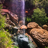 Waterfall -Zion National Park