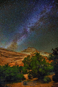 """Temple of Stars,"" Zion National Park, Utah"
