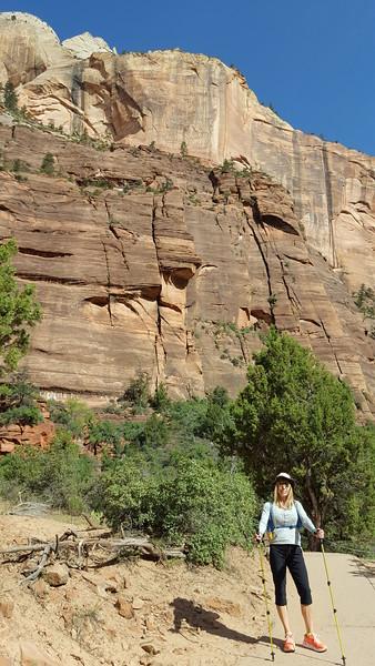West Rim Trail, Zion National Park