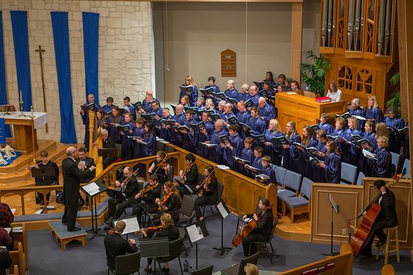 2015 Christmas Cantata