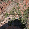 Trail back down from Angel's Landing