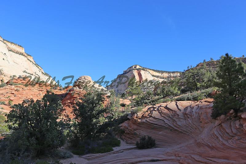 East Zion Plateau