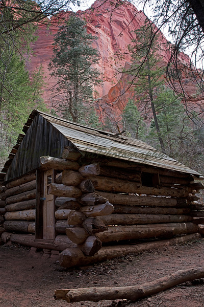 Fife Cabin on Taylor Creek