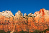 Towers of the Virgin, Zion National Park.