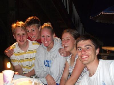 2009-05 Zion's Choir Clearlake trip