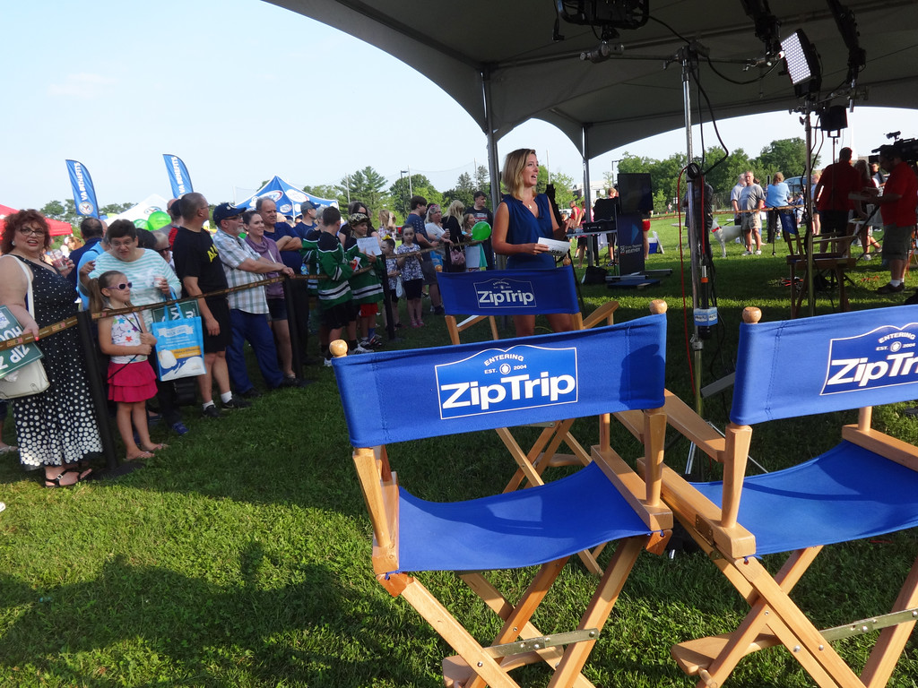. Billerica was the destination for a recent Boston 25 News Zip Trip. Photo by Mary Leach