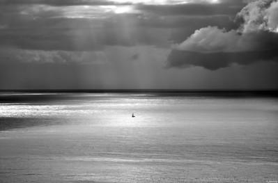 Sailing the Light ;Tasman Peninsula