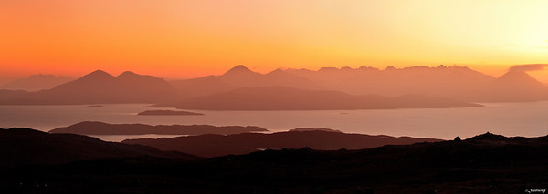 Isle of Skye ; Applecross
