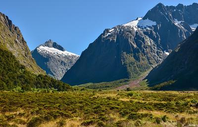 Darran Mountains