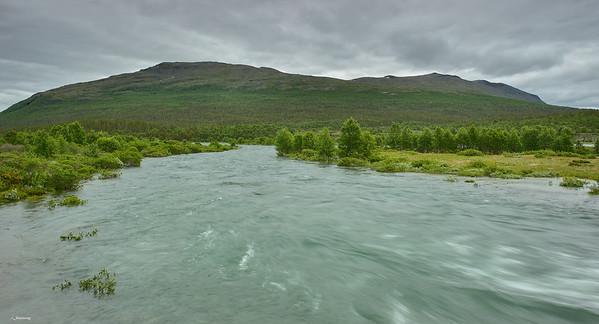 Sjoa River