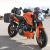 KTM 990 Super Duke Hooligan Adventure build by ZMW.