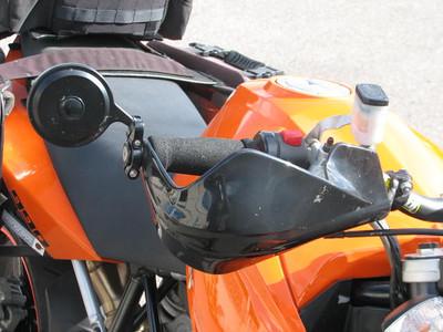 2008 KTM 990 Super Duke HST  (holligan sport tourer)