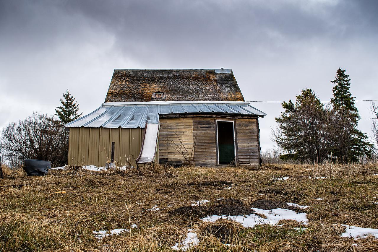 Slip And Slide Farmhouse