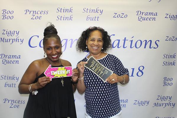 Zoe Graduation 2018