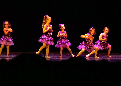 Zoe dance recital 2017