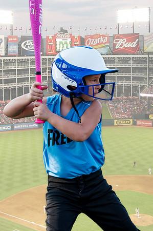 Zoey 11/04/17 Softball