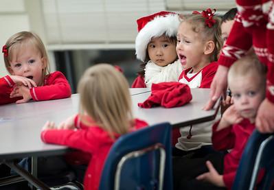 Zoey Christmas Program 2013