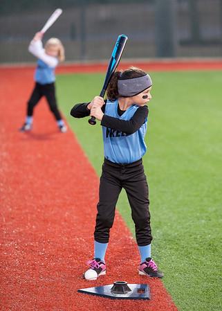 Zoey Softball Nov 2017
