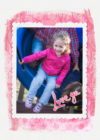 Zoey Wildflower Park 2014