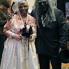 Zombie Bride and Zombie Groom