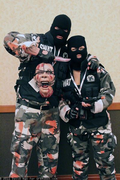 Zombie SWAT Team