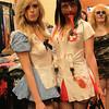 Zombie Alice and Zombie Nurse