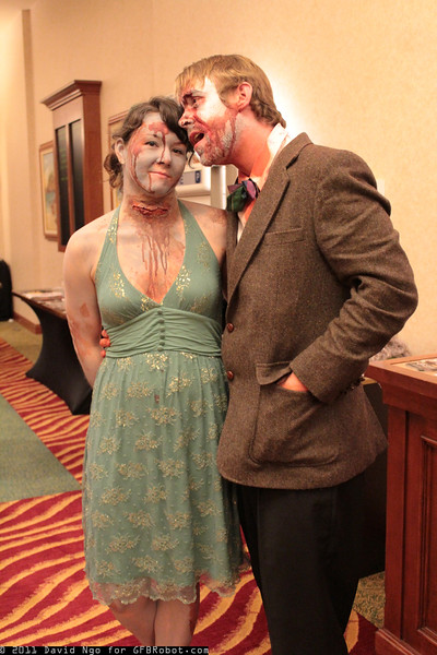 Zombie and Zombie Doctor Who