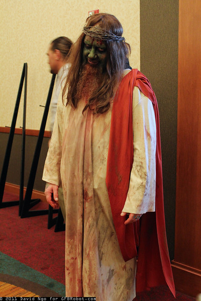 Zombie Jesus Christ