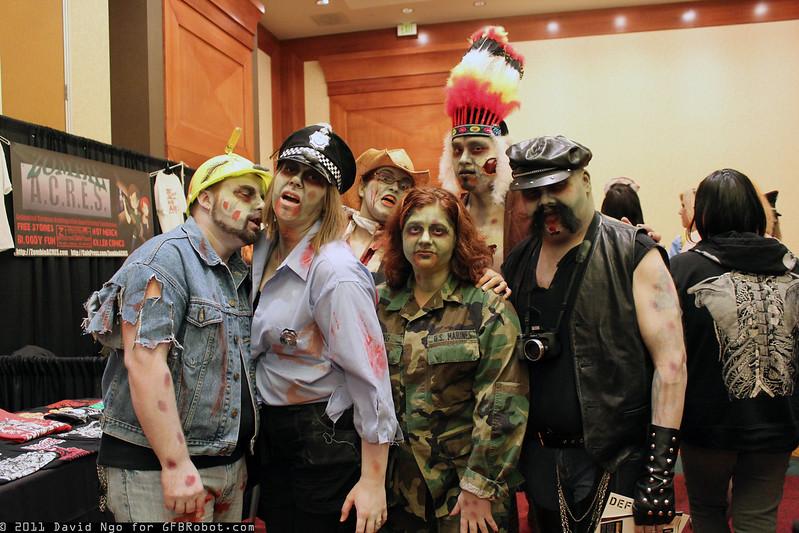 Zombie Village People