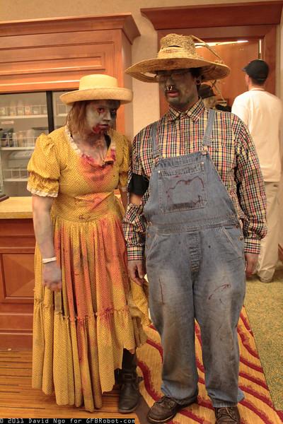 Zombie Country Folk