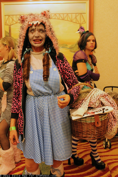 Zombie Dorothy Gale