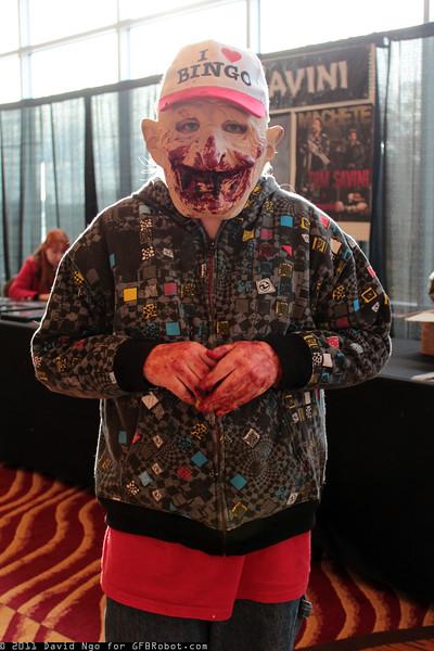 Zombie Senior Citizen