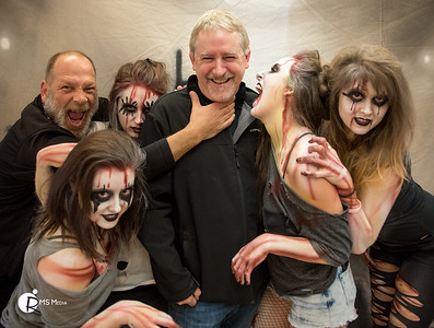 Zombie Photo Shoot – Alice Cooper Pre-Party | The Q Centre | Victoria BC