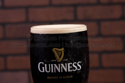 Guinness Shots Raw
