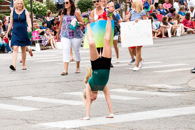 Hinsdale Parade 2016
