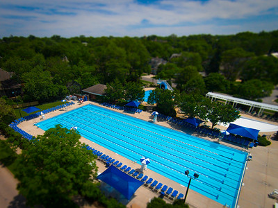 Hinsdale Park District (Pool) 2016