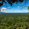 The view over the national park from a high hill near the Sumatran Orangutan Rescue Centre, near Bukit Tigapuluh, Sumatra, Indonesia. © Daniel Rosengren